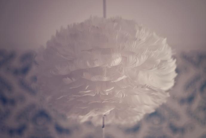 ninniesodergren.se | Den där fjäderlampan från Vita.